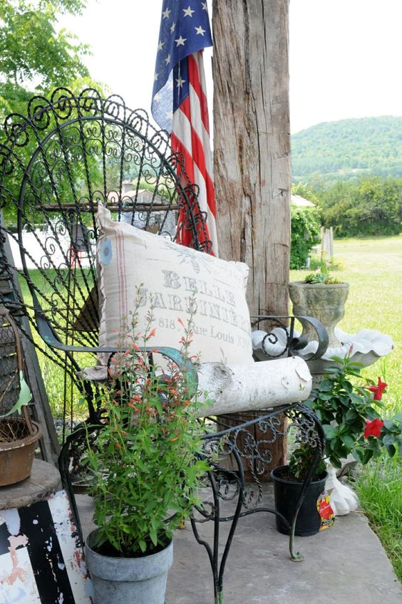 country french decorating