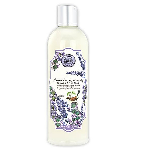 Lavender and Rosemary Michel Design Works Shower Body Wash