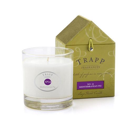 Mediterranean Fig Trapp Candle 7oz.