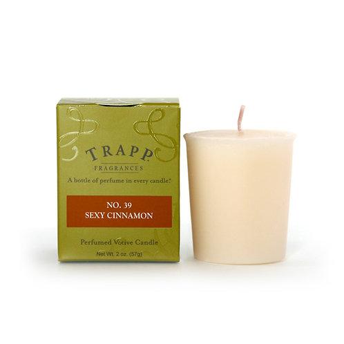 Sexy Cinnamon Trapp Candle Votive