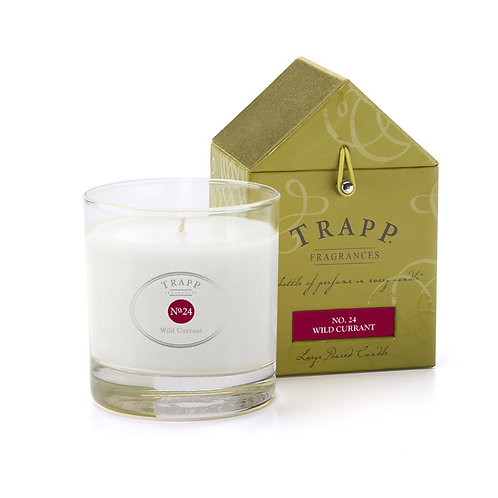 Wild Currant Trapp Candle 7oz.