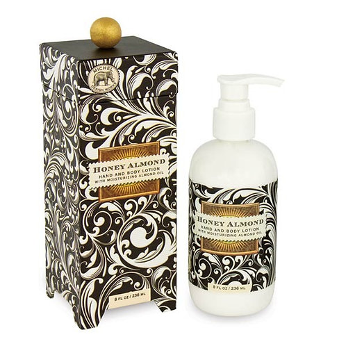 Honey Almond Michel Design Works Hand & Body Lotion