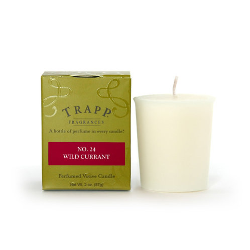 Wild Currant Trapp Candle Votive