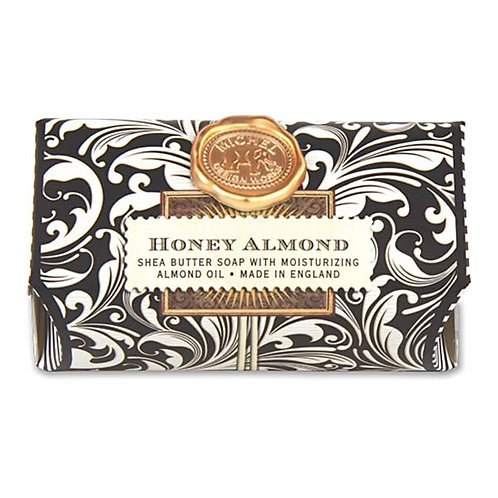 Honey Almond Michel Design Works Bath Bar Soap