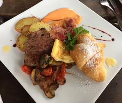 Breakfast at Sabor a Pasion