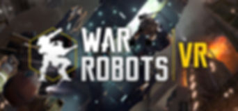 War Robots VR Krypton VR Lounge BYOB