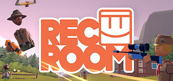 Rec room VR Krypton VR Lounge