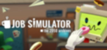 Job Simulator VR Krypton VR Lounge BYOB
