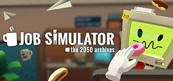 Job Simulator VR Krypton VR Lounge BYOB