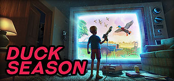 Duck Season VR Krypton VR Lounge BYOB