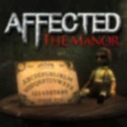 Affected by the Manor VR Krypton VR Lounge