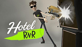 Hotel RnR Krypton VR Lounge