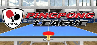 Pingpong League Krypton VR Lounge