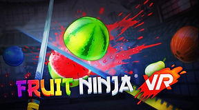 Fruit Ninja VR Krypton VR Lounge BYOB