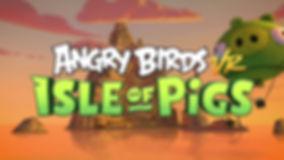 Angry Birds VR Krypton VR