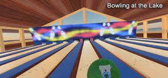 Bowling at the Lake VR Krypton VR Lounge BYOB