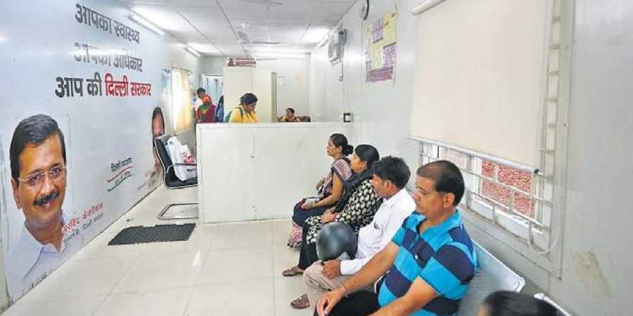 Mohalla Clinics in Delhi