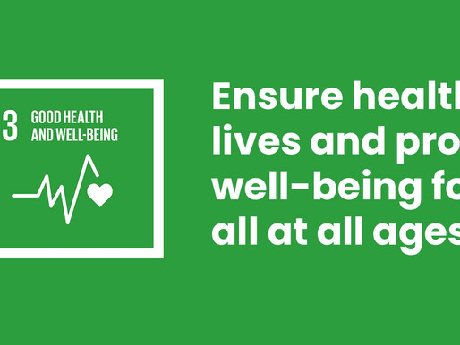 SDG : 3: Good Health and Well-being