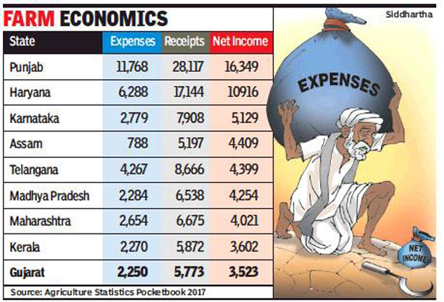 Farmer's Income in India
