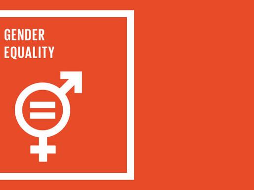 SDG 5 : Gender Equality
