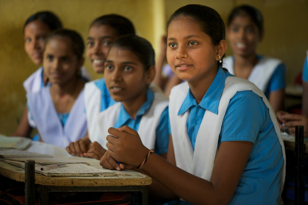 Girl Education in India