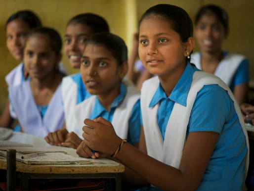 The Girl Child Education In India