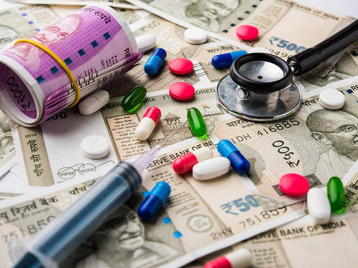 Analyzing the Indian Health Care Sector and Ways to improve it.