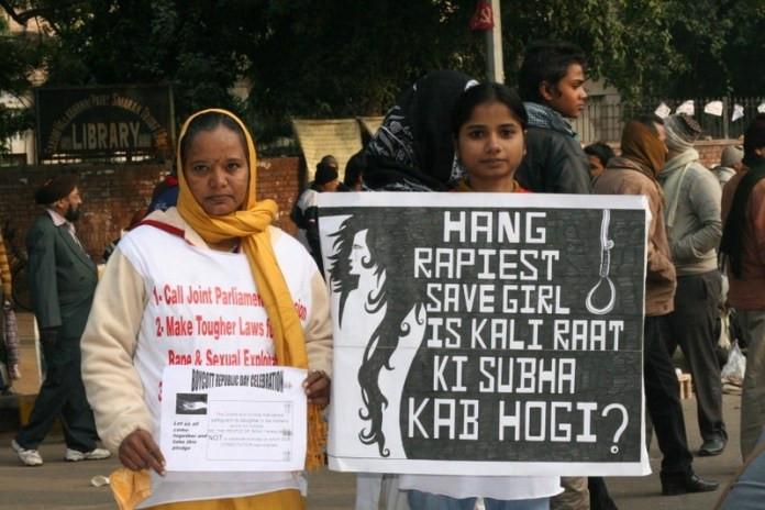 Hang the rapists