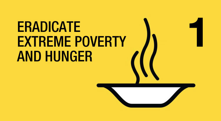 Eradicate Extreme Poverty and Hunger - UN SDG