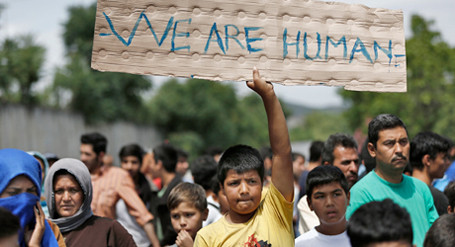 Migrants are also Humans