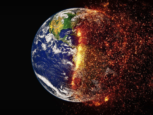CLIMATE CHANGE: Wiping out the economically weaker people and countries.