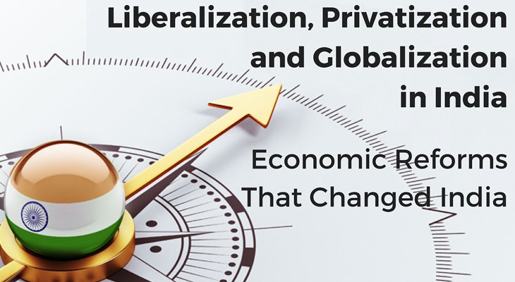 Privatization - Economic Reforms in India