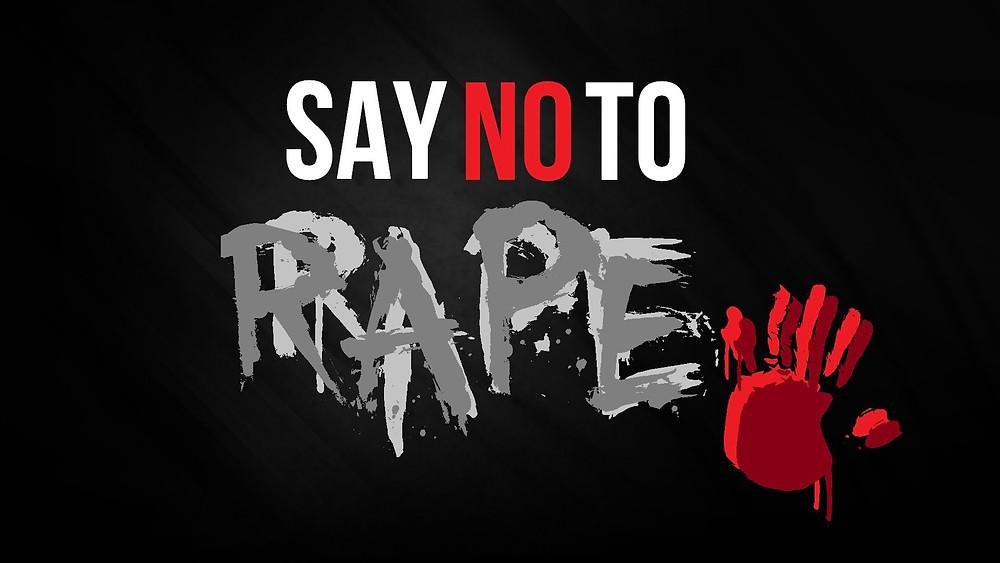 Say No To Rape