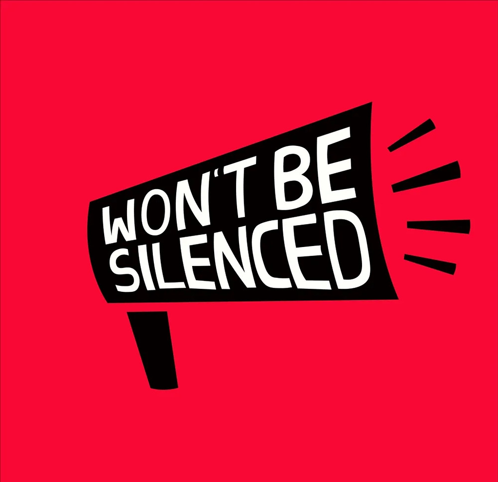 Don't remain silent