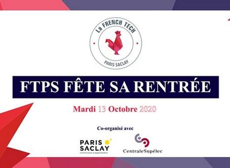 La French Tech Paris-Saclay fête sa rentrée