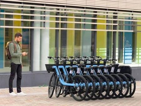 Testez les vélos électriques partagés Zoov