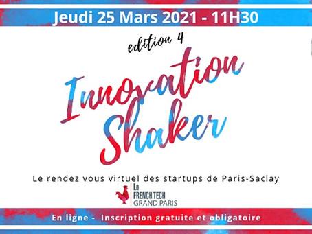 Innovation Shaker : jeudi 25 mars