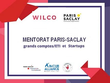 Mentorat « Grands groupes/ Start-ups » : une première sur le territoire Paris-Saclay