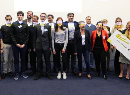 Lumière sur les lauréats du Concours d'idées à la création d'entreprise