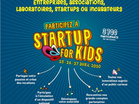 Startup For Kids 2020