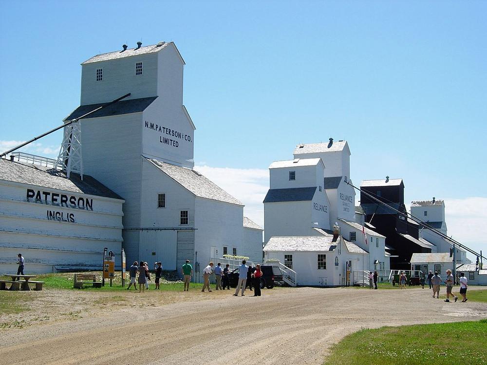 My home town of Inglis, Manitoba