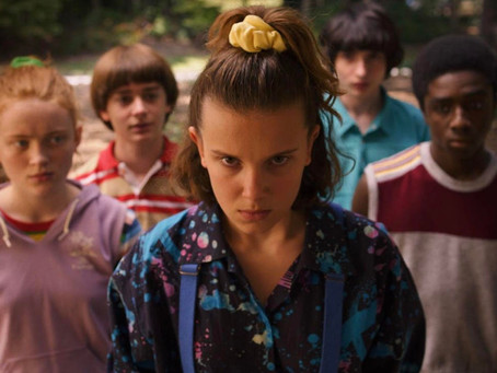 Stranger Things Style Trend.