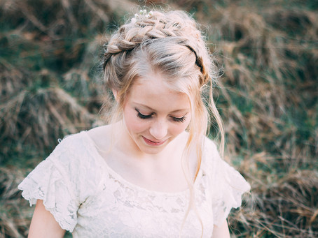 How to make sure wedding day hair is your crowning glory