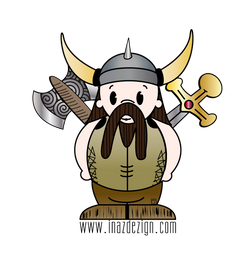 VIKING GUY