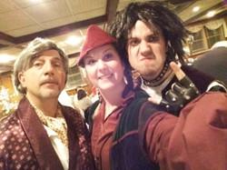 Sir Emory, Sherry & Dizzy