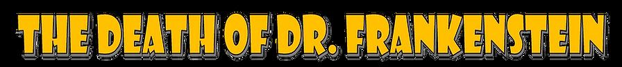 Dr Frankenstein Logo (B&Y).png