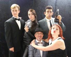 Spy Cast 2016