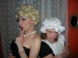 Miss Starlet & Ms Right