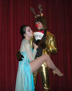 Rudolph & Ora Elsa w/Cash