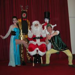 Rudolph Cast 2016